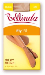 Bellinda silonkové ponožky FLY 15, tělové, vel. UNI
