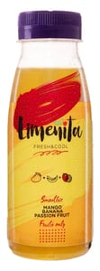 Limeñita FRESH&COOL Smoothie mango, banán & maracuja