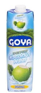 Goya 100% kokosová voda
