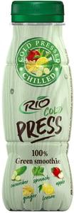 Rio Cold press green smoothie ovocno-zeleninová šťáva z ovoce a zeleniny lisovaných za studena