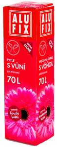 Alufix Pytle s vůní kouzlo květů, zatahovací, 70l, 8ks