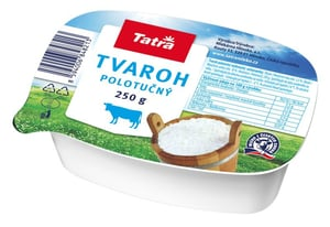 Tatra Tvaroh měkký polotučný