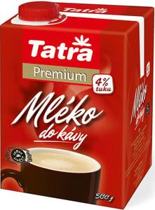 Tatra Trvanlivé mléko do kávy 4%