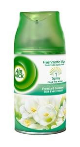 Air Wick Automatic Spray náplň Bílé květy frézie