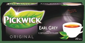 Pickwick Ranní čaj Earl Grey