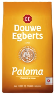 Douwe Egberts Paloma pražená mletá káva
