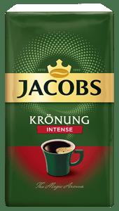 Jacobs Krönung Intense pražená mletá káva
