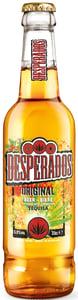 Desperados pivo speciální světlé ochucené s příchutí Tequily sklo
