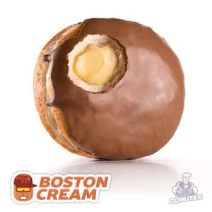Donuter Boston Cream