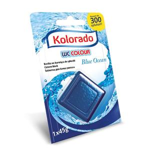 Colorado WC kostka do nádržky Blue Ocean