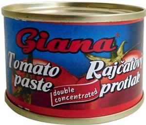 Giana Rajčatový protlak