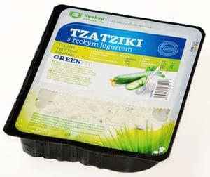Beskyd Fryčovice Tzatziky s řeckým jogurtem