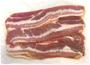 Van Der Mey American Wood Smoked Bacon (Prvotřídní americká slanina dřevem uzená)