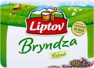 Liptov Bryndza letní kostka