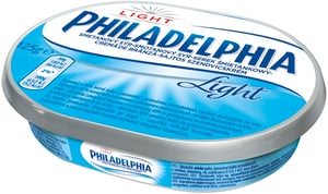 Philadelphia termizovaný smetanový sýr light