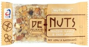 Nutrend DeNuts Pražená mandle & para ořech