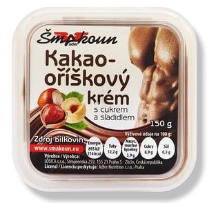 Šmakoun krém kakaooříškový