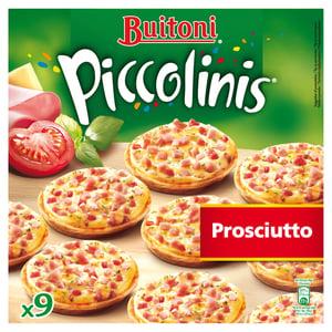 Buitoni Piccolinis Prosciutto mini pizzy 9ks