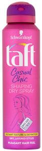 Taft Casual Chic suchý sprej pro tvarování vlasů