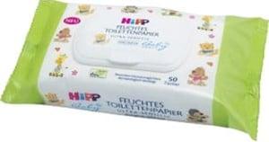 HiPP Babysanft Vlhčený toaletní papír