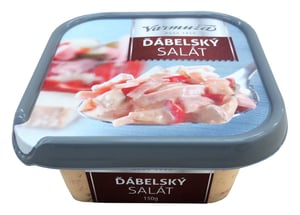 Varmuža Ďábelský salát
