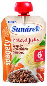 Sunárek Meal pouch - Špagety s boloňskou omáčkou
