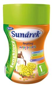 Sunárek rozpustný nápoj fenyklový (bez sacharózy)