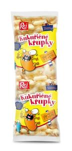 REJ Kukuřičné křupky bez soli