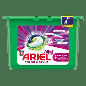 Ariel Complete Shape All in 1 gelové kapsle 13ks