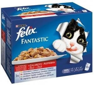 Felix Fantastic masový výběr 12x100g