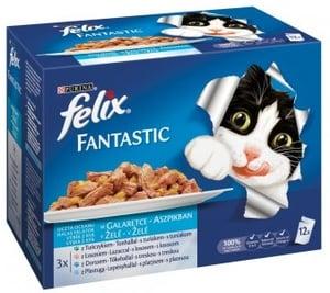 Felix Fantastic výběr z ryb 12x100g