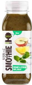 Ugo Green smoothie jablko-špenát-citrón-máta