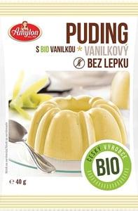 Amylon BIO Puding vanilkový bez lepku