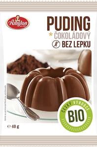 Amylon BIO Puding čokoládový bez lepku