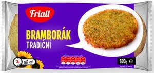 Friall Tradiční bramborák 6x100g