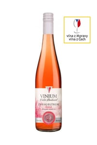Vinium Rose Collection Zweigeltrebe rosé