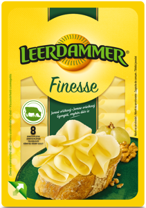 Leerdammer Original Finesse sýr plátky