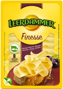 Leerdammer Caractere Finesse sýr plátky