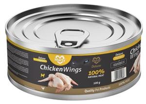 Marty DeLuxe 100% maso - celá kuřecí křídla