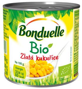 Bonduelle BIO Zlatá kukuřice