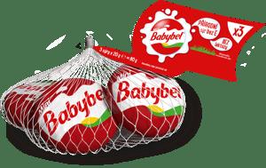 Mini Babybel Original 3x20g