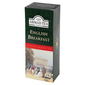 Ahmad Tea English breakfast černý čaj (25x2g)