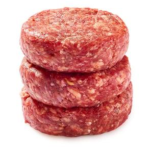 Gurmet Hovězí burger (3x cca 150g)