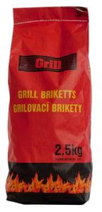 Grill Grilovací brikety