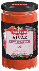 Podravka Premium Ajvar s cibulí