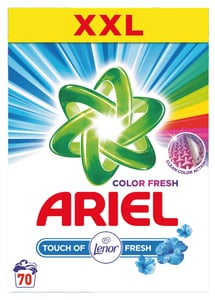 Ariel Touch Of Lenor Fresh prací prášek BOX (5,25kg)