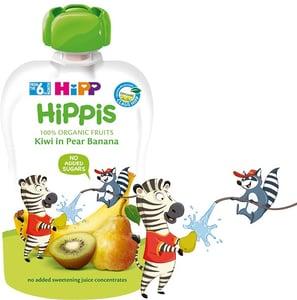 HiPP BIO Kapsička Hippis hruška-banán-kiwi