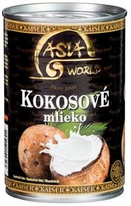 Franz Josef Kaiser Kokosové mléko