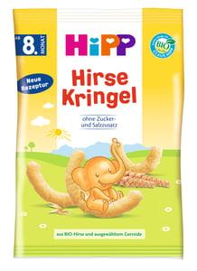 HiPP BIO Dětské obilné křupky