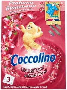 Coccolino Fuchsia Passion vonné sáčky do šatníku